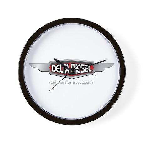 Delta Diesel Wall Clock