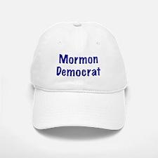 Mormon Democrat Baseball Baseball Cap