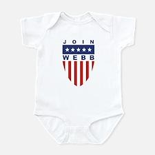Join James Webb Infant Bodysuit