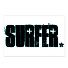 Surfer Postcards (Package of 8)
