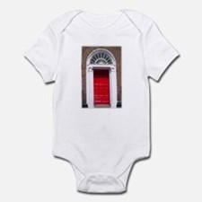 Red Dublin Door Infant Bodysuit