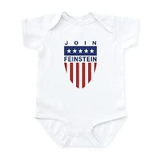 Join Dianne Feinstein Infant Bodysuit
