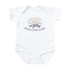 God's Little Lamb Onesie