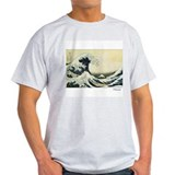 Wave Mens Light T-shirts