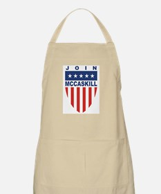 Join Claire McCaskill BBQ Apron