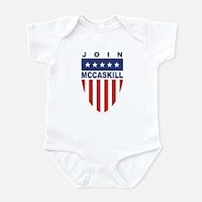 Join Claire McCaskill Infant Bodysuit