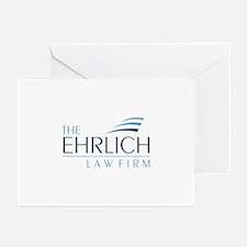Ehrlic Law Greeting Cards (Pk of 10)