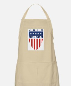 Join Bill Nelson BBQ Apron