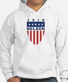 Join Bill Nelson Hoodie