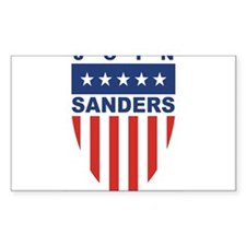 Join Bernie Sanders Rectangle Decal