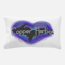 Aurora Copper Harbor Pillow Case