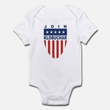 Join Amy Klobuchar Infant Bodysuit