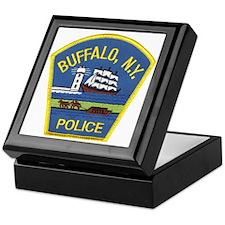 Buffalo Police Keepsake Box
