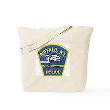 Buffalo Police Tote Bag