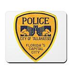 Tallahassee Police Mousepad