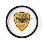 Tallahassee Police Wall Clock