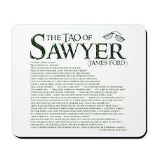Tao of Sawyer Mousepad