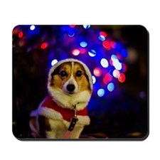 Santa claus is coming to town Mousepad
