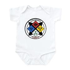 Cute Air guard Infant Bodysuit