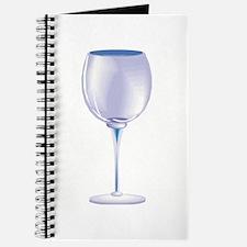WINE GLASS Journal