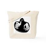 Ghoul Halloween Tote Bag