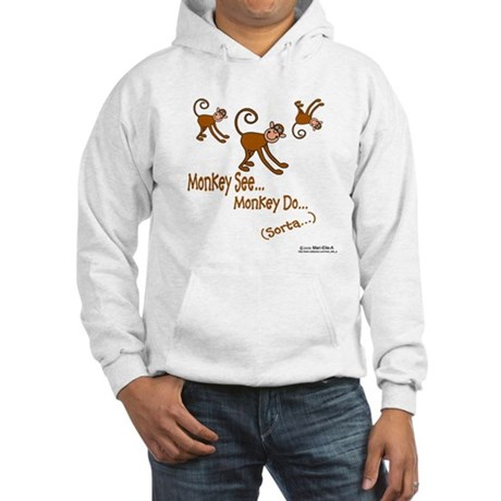 Monkey See Hooded Sweatshirt