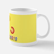 9 Ball 4 Small Small Mug