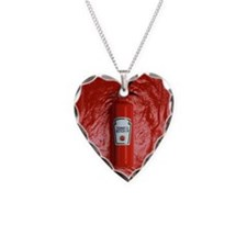 Tomato Ketchup Necklace