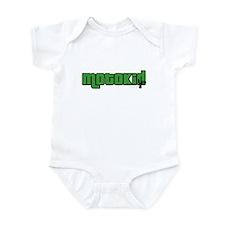 Boy MotoKid Baby Bodysuit
