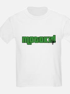 Boy MotoKid Kids T-Shirt