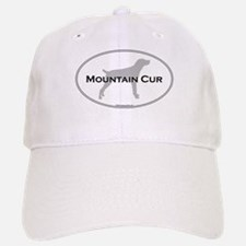 Mountain Cur Baseball Baseball Cap