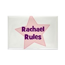 Rachael Rules Rectangle Magnet