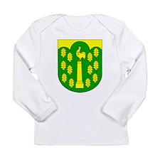 Hohner Harde Amt Wappen Long Sleeve T-Shirt