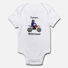 Future MXer Boy Baby Bodysuit