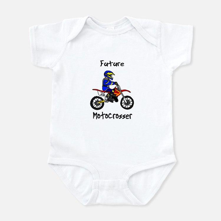 Future MXer Boy Baby Bodysuit