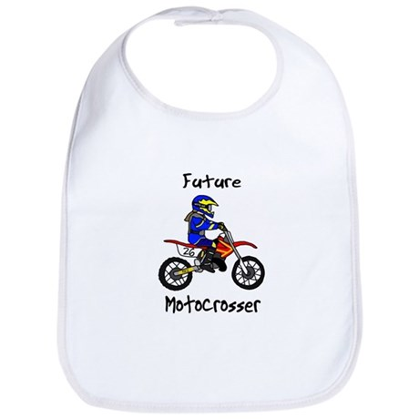 Future MXer Girl Bib