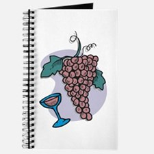 GRAPES AND GLASS Journal