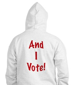 Conservative Babe AIV Hoodie