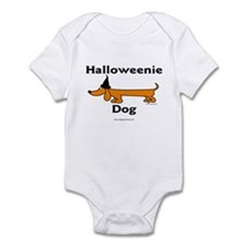 Cute Dachshunds and cats Infant Bodysuit