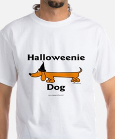 Halloweenie Dog T-Shirt