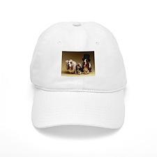 Basset Wedding Baseball Cap