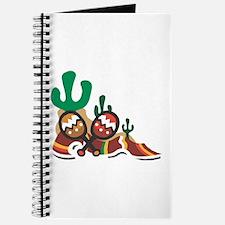 Mexican Maracas Design Journal