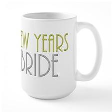 New Years Bride Mug