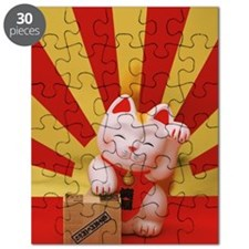 Beckoning Cat Puzzle