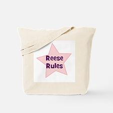 Reese Rules Tote Bag