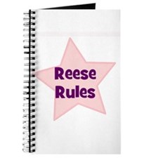 Reese Rules Journal