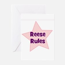 Reese Rules Greeting Cards (Pk of 10)