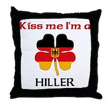 Hiller Family Throw Pillow