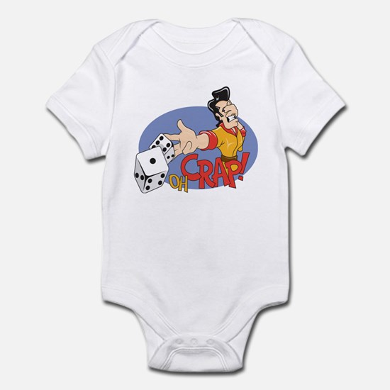Oh Crap Infant Bodysuit