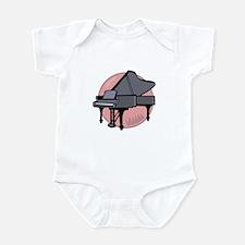 Grand Piano Infant Bodysuit